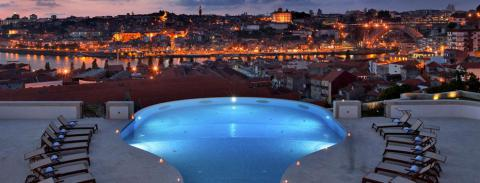 The Yeatman Oporto Hotel 5*  3 Noches BB + 2 Green fees